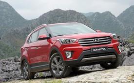 Hyundai Creta ra mắt thị trường Việt, giá từ 806 triệu Đồng