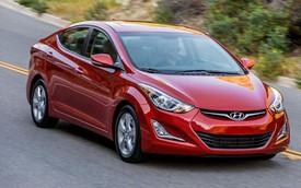 Hyundai Elantra 2016: Trang bị tiện nghi hơn