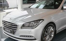 Hyundai Genesis Sedan thế hệ mới đặt chân đến Đông Nam Á