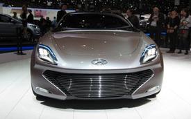Lần đầu lộ nội thất, Hyundai Ioniq gây thất vọng