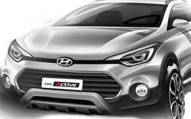 Hyundai i20 Active – Xe hatchback lai SUV mới