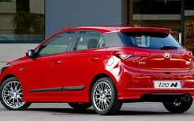 Hyundai i20 có phiên bản thể thao hơn
