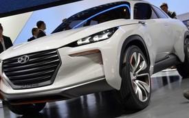 Hyundai Genesis sắp có phiên bản SUV, cỡ lớn hơn Santa Fe