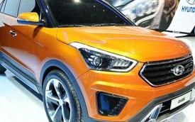 Hyundai ix25 – Xe SUV cỡ nhỏ chỉ dành cho thị trường mới nổi