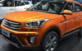 """""""Mục sở thị"""" Hyundai ix25 phiên bản sản xuất sẽ về Việt Nam"""