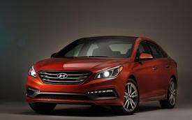 Hyundai Sonata Sport tiện nghi hơn với gói phụ kiện mới