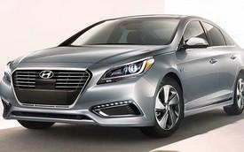 Hyundai ra mắt hai phiên bản tiết kiệm xăng của Sonata 2016