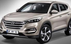 """Hyundai Tucson 2016 chính thức lộ """"dung nhan"""""""