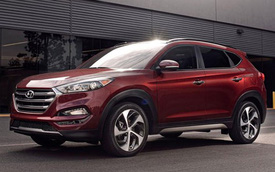 Công bố giá bán của Hyundai Tucson 2016