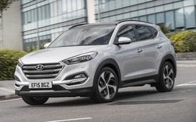 """Hyundai Tucson thế hệ mới """"bán chạy như tôm tươi"""""""