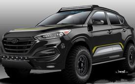 Hyundai Tucson biến hóa thành chiến binh việt dã thực thụ