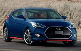 Bộ đôi Hyundai Veloster 2016 cùng nhau ra mắt