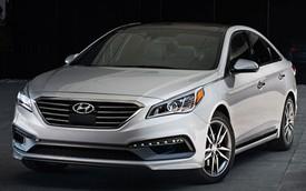 Ra mắt chưa đầy 1 năm, Hyundai Sonata mới bị thiết kế lại