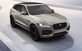 Crossover hạng sang Jaguar F-Pace có giá khởi điểm 40.990 USD