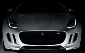 """""""Báo gấm"""" Jaguar F-Type 2017 có bản trang bị mới, giá rẻ hơn"""