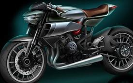 Kawasaki SC-02 Soul Charger – Mô tô dùng động cơ siêu nạp mới