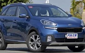 """Kia KX3, đối thủ của Ford EcoSport có giá """"mềm"""""""