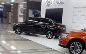 Xe giá rẻ Lada Vesta có phiên bản VIP