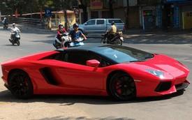 """""""Tua lại"""" hành trình của Lamborghini Aventador Roadster đầu tiên tại Việt Nam"""