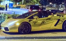"""Tai nạn như """"Fast and Furious"""": Siêu xe Lamborghini đâm vào Bentley"""