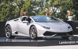 Siêu xe Lamborghini Huracan Spyder ra mắt thị trường châu Á