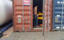 Siêu xe Lamborghini Huracan thứ ba cập bến Việt Nam