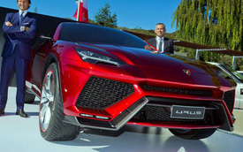 Lamborghini chính thức xác nhận sản xuất siêu SUV Urus
