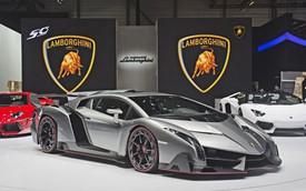 HyperVeloce – Siêu xe mới sắp trình làng của Lamborghini