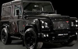 """""""Huyền thoại việt dã"""" Land Rover Defender mang động cơ Mỹ"""
