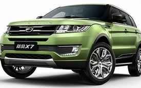"""Phiên bản sản xuất của Range Rover Evoque """"nhái"""" chính thức lộ diện"""