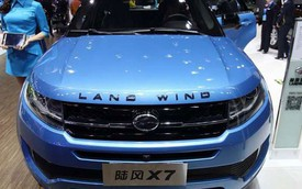 """Range Rover Evoque """"nhái"""" giá rẻ được khách hàng nhiệt tình ủng hộ"""