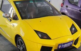 Xe 10 mã lực nhưng mang phong cách Lamborghini Aventador