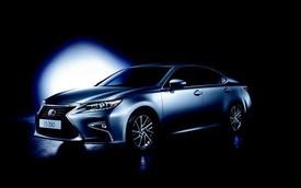 Lexus giới thiệu xe sang tiền tỷ ES350 2016 tại Việt Nam