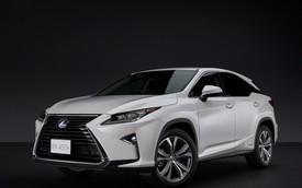 Crossover hạng sang Lexus RX thế hệ mới đã có giá bán