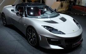 Xe thể thao xứ sương mù Lotus Evora 400 có giá cao
