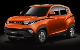 Mahindra KUV100 – Xe crossover trông như đồ chơi