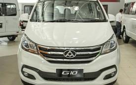 """Maxus G10 - Xe MPV 11 chỗ giá rẻ """"lạ hoắc"""" cập bến Đông Nam Á"""