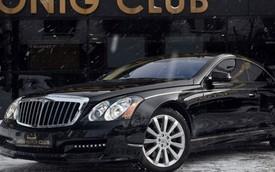 """Maybach 57S Xenatec Coupe cực hiếm tìm chủ mới với giá """"chát"""""""