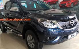 Xe bán tải Mazda BT-50 2016 âm thầm xuất hiện tại Việt Nam