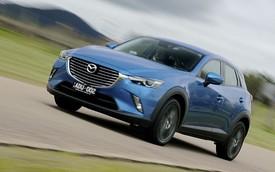 Mazda CX-3 ra mắt tại Thái Lan, Việt Nam chờ năm sau