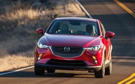 """Mazda CX-3 2016: Nội thất tiện nghi, giá """"ngon"""""""