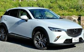 """Xe crossover cỡ nhỏ Mazda CX-3 """"bán chạy như tôm tươi"""""""