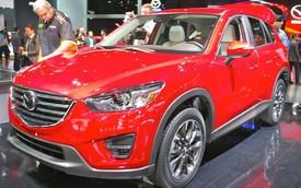 Công bố giá cặp đôi Mazda6 và CX-5 phiên bản 2016