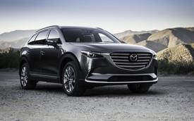 Mazda CX-9 2017 – Xe crossover 3 hàng ghế hấp dẫn hàng đầu thị trường