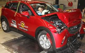 Mazda CX-3 và Mitsubishi Triton 2016 không được đánh giá cao về an toàn