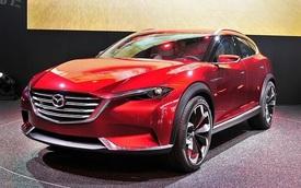 Mazda Koeru có thể lên dây chuyền sản xuất, kích thước bằng CX-5