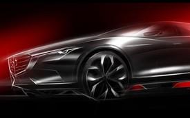 Koeru - Hình ảnh xem trước của xe crossover Mazda CX-4 mới