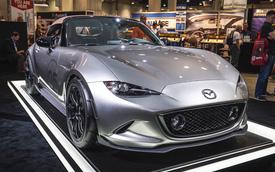 Xe mui trần bán chạy Mazda MX-5 biến hóa với 2 phiên bản mới