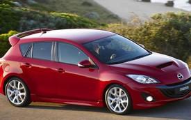 Mazda3 MPS sắp ra mắt, Honda Civic Type R gặp đối thủ