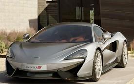 Siêu xe McLaren 570S có giá hợp túi tiền